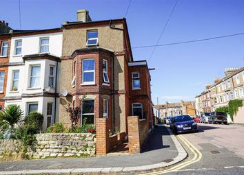 Thumbnail 4 bed end terrace house for sale in St Pauls Road, St. Leonards-On-Sea, East Sussex