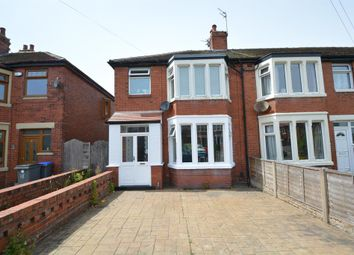 Thumbnail 3 bed end terrace house for sale in Lancaster Road, Stanley Park, Blackpool