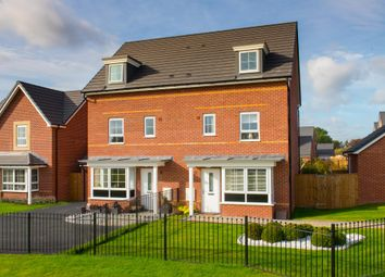 """Thumbnail 4 bedroom semi-detached house for sale in """"Woodbridge"""" at Station Road, Methley, Leeds"""