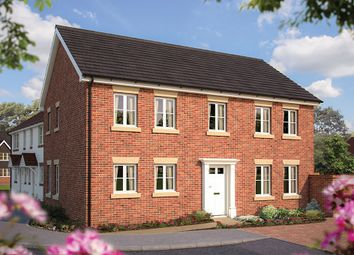 """Thumbnail 4 bedroom property for sale in """"The Montpellier"""" at Appleton Way, Shinfield, Reading"""