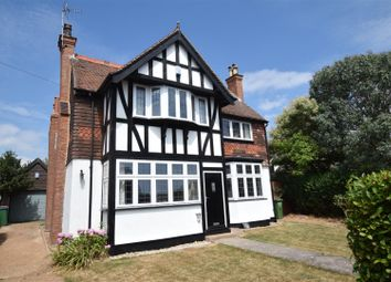 Thumbnail 4 bed detached house for sale in The Oval, Dymchurch, Romney Marsh