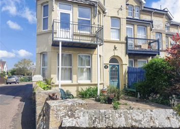 Thumbnail 2 bed flat for sale in Gate Lane, Freshwater Bay, Isle Of Wight