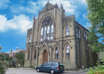 Thumbnail 2 bedroom flat to rent in Chapel Close, Skelmanthorpe, Huddersfield, West Yorkshire