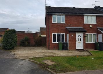 Thumbnail 2 bed end terrace house to rent in Whimbrel Grove, Kidderminster