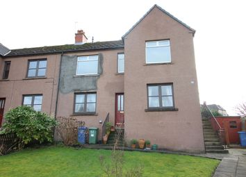 Thumbnail Flat for sale in Deanfield Crescent, Bo'ness