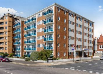 Thumbnail 3 bed flat for sale in Langdale Court, Kingsway, Hove
