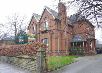 Thumbnail 1 bed flat to rent in Palatine Road, West Didsbury, Didsbury, Manchester