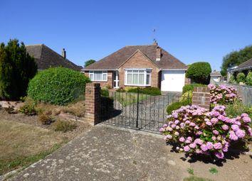 Thumbnail 2 bed detached bungalow for sale in The Plantation, East Preston, Littlehampton