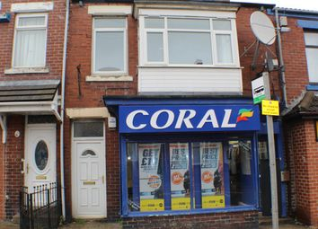 Thumbnail 2 bed flat to rent in Station Road, Seaham