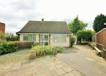 Thumbnail 3 bed detached bungalow for sale in Oundle Drive, Mansfield, Nottinghamshire