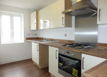 Thumbnail 3 bed property to rent in Newcourt Way, Exeter