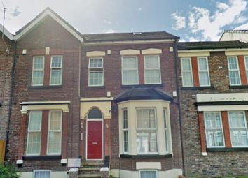Thumbnail 2 bed flat for sale in Buckingham Road, Tuebrook, Liverpool