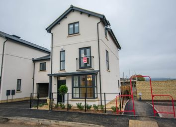 Thumbnail 4 bed link-detached house for sale in New Barn Lane, Cheltenham