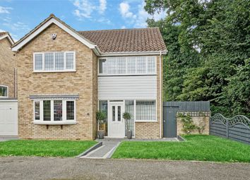 Thumbnail 4 bed detached house for sale in Heron Court, St. Neots