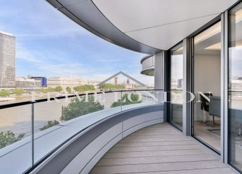 Thumbnail 2 bed flat for sale in The Corniche, 23 Albert Embankment, London