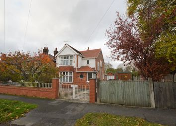 Thumbnail 3 bed detached house for sale in Earlsway, Curzon Park, Chester