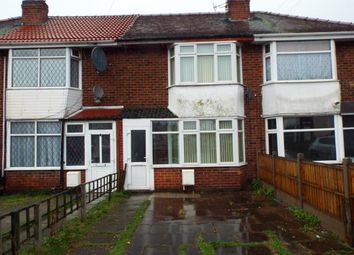Thumbnail 3 bed terraced house for sale in Rosedale Avenue, Leicester, Leicestershire