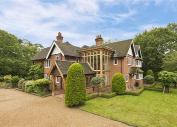 Thumbnail 5 bed detached house to rent in Clumps Road, Lower Bourne, Farnham, Surrey