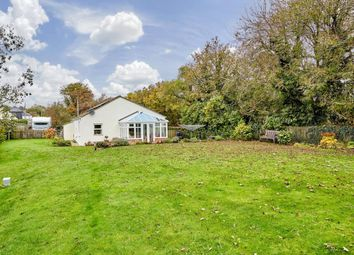 Thumbnail 3 bed detached bungalow for sale in Tideford Cross, Saltash, Cornwall