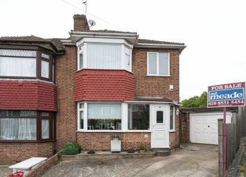 Thumbnail 3 bed semi-detached house for sale in Longacre Road, London