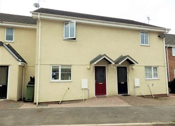 Thumbnail 2 bed terraced house for sale in Manor Gardens, Halwill Junction, Beaworthy