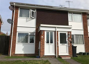 Thumbnail 2 bed end terrace house to rent in Halifax Drive, Worthing