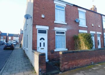 Thumbnail 3 bedroom terraced house to rent in Mount Street, Mansfield