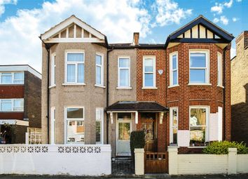 Thumbnail 4 Bed Property For Sale In Haydon Park Road London