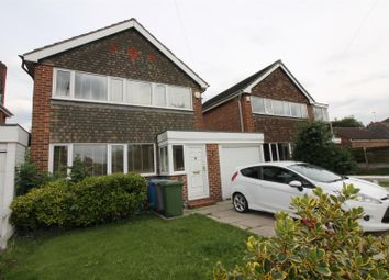 Thumbnail 3 bedroom detached house for sale in Woodsend Road South, Flixton, Urmston, Manchester