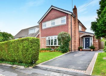 Thumbnail 4 bed detached house for sale in Grasmere, Macclesfield, Cheshire