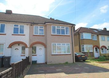 Thumbnail 3 bed terraced house for sale in Devon Way, Chessington