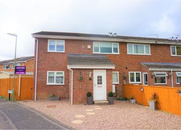 Thumbnail 4 bed semi-detached house for sale in Rachael Close, Eastleigh