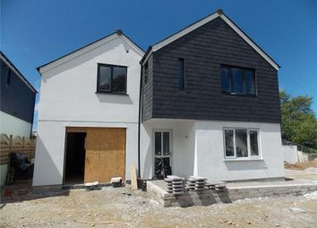 Thumbnail 4 bed detached house for sale in Boundary Row, Trewirgie Hill, Redruth