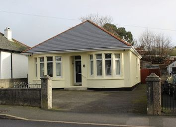 Thumbnail 2 bed detached bungalow for sale in Woodland Road, St. Austell