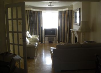Thumbnail 4 bed terraced house to rent in Dunster Way, Rayners Lane, Harrow