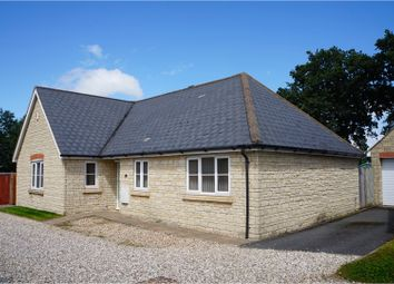 Thumbnail 3 bed detached bungalow for sale in The Conifers, Malmesbury