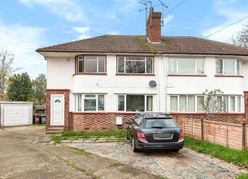 Thumbnail 2 bed maisonette to rent in Windermere Road, Reading, Berkshire