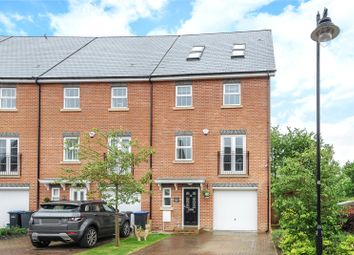 Thumbnail 5 bed end terrace house to rent in Whitehill Place, Virginia Water, Surrey