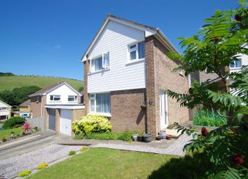Thumbnail 3 bedroom link-detached house for sale in Chestnut Close, Braunton