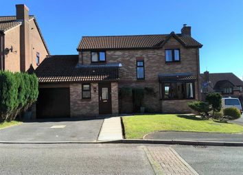 Thumbnail 4 bedroom detached house for sale in Juniper Close, Swansea