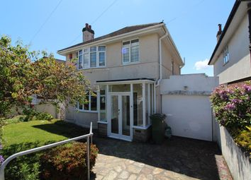 3 bed detached house for sale in Tor Road, Hartley, Plymouth PL3