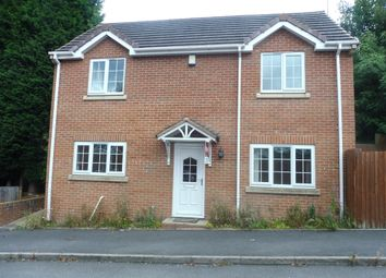 Thumbnail 3 bedroom detached house for sale in Edwinstowe Close, Quarry Bank, Brierley Hill