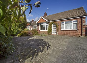 Thumbnail 2 bed detached bungalow for sale in Sandbach Road North, Alsager, Stoke-On-Trent