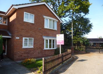 Thumbnail 1 bed flat for sale in Oak Close, Moreton, Wirral
