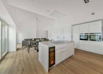 Thumbnail 3 bed flat to rent in Keybridge House, South Lambeth Road