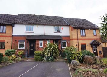 Thumbnail 2 bed terraced house for sale in Huntsmead Close, Cardiff