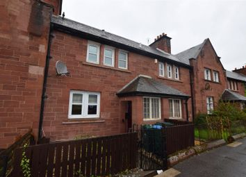 Thumbnail 3 bed town house for sale in Crieff Road, Perth