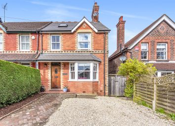 Thumbnail 3 bed semi-detached house for sale in Grayswood Road, Grayswood, Haslemere