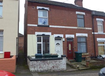 Thumbnail 2 bed end terrace house for sale in Humber Avenue, Stoke, Coventry, West Midlands