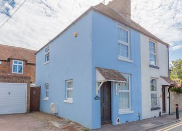 Thumbnail 2 bed semi-detached house for sale in Mount Street, Hythe